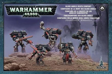 Games Workshop Warhammer 40000 40K Blood Angels Death Company 41-07