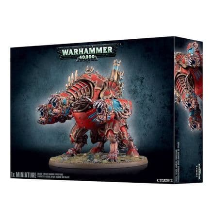 Games Workshop Warhammer 40000 40K Chaos Space Marine Forgefiend  43-14