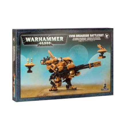 Games Workshop Warhammer 40000 40K XV88 Broadside Battlesuit 56-15