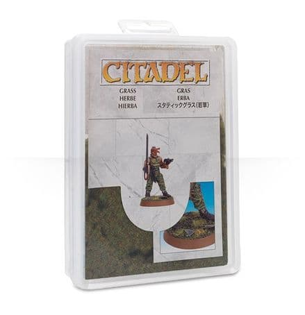 Games Workshop Warhammer 40K Citadel Grass 66-72