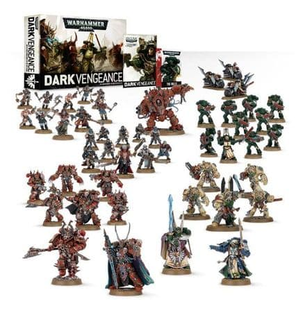 Games Workshop Warhammer 40K Dark Vengence 40-01-60