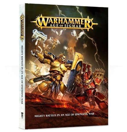 Games Workshop Warhammer Age of Sigmar Book