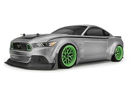 HPI 115126  RS4 SPORT 3 2015 FORD MUSTANG RTR SPEC 5 1/10th
