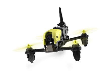 Hubsan X4 FPV Storm Racing Drone Pack with LCD Screen and Goggles  H122D