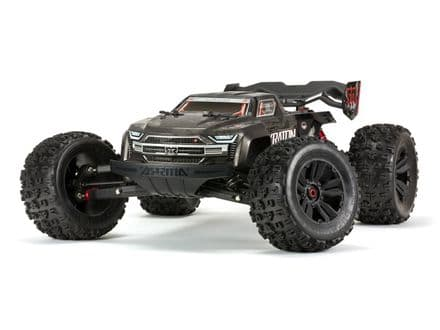 KRATON 1/8 4WD EXtreme Bash Roller Speed BlackC-ARA106053