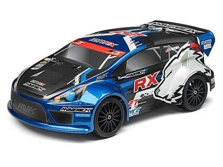 MV12805 MAVERICK ION RX 1/18 RTR ELECTRIC RALLY CAR