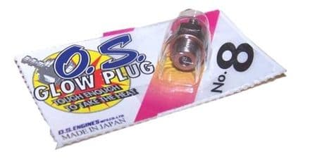 OS 8 Glowplug Medium