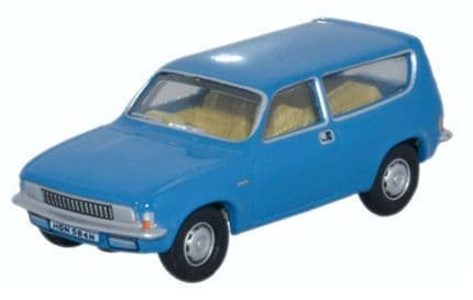 Oxford 76ALL004 Austin Allegro Estate Tahiti Blue
