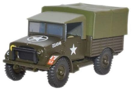 Oxford Diecast 76MWD004 21st Army NW Europe Bedford MWD - 1:76