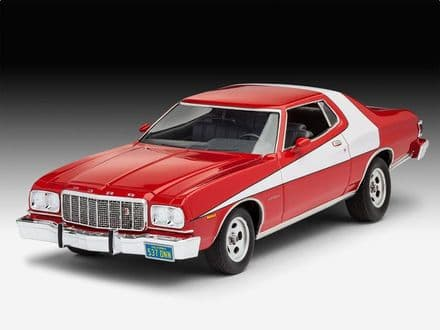 Revell 67038 1976 Ford Torino Model Set 1/25