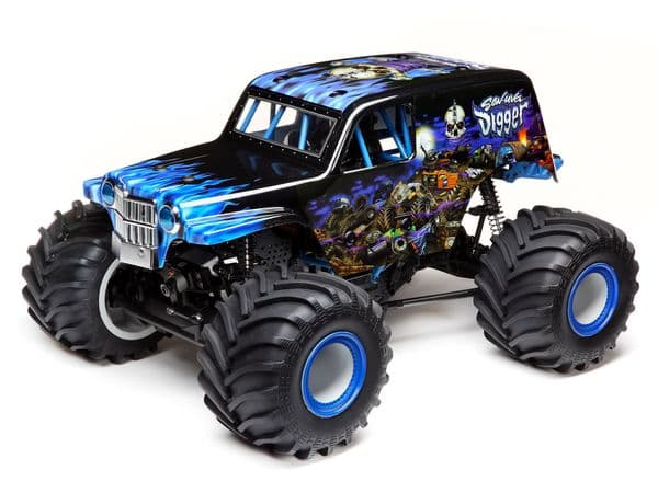 SonUvaDigger 4WD Solid Axle Monster Truck RTR