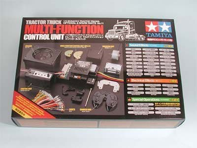 Tamiya Tractor Truck Multi-Function Control Unit MFC-01 56511