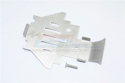 TRAXXAS TRX4 TRAIL CRAWLER Stainless Steel Center Gear Box Bottom Protector Mount For TRX4