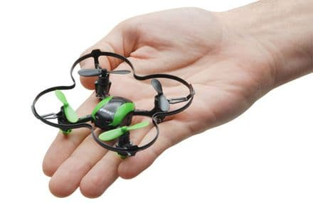 Udi U839 Nano Quad 2.4GHz Green RTF